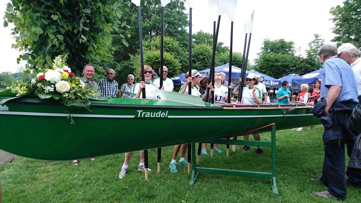 90 Jahrfeier mit Bootstaufe