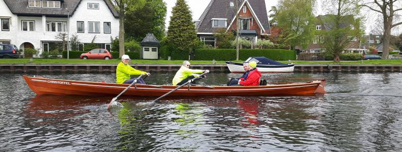 Wie sie lachten in den Grachten – Hollandtour 2017