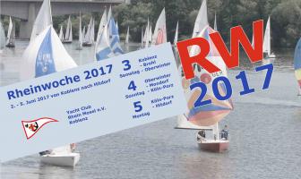 Rheinwoche 2017