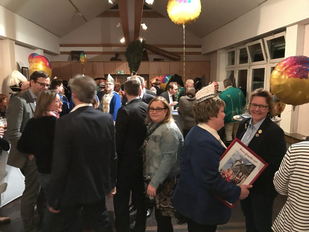 Presse-Party Kölner Stadt-Anzeiger