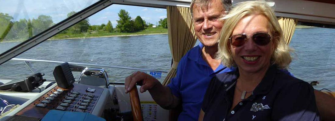 Anfahren mit Peter und Susanne
