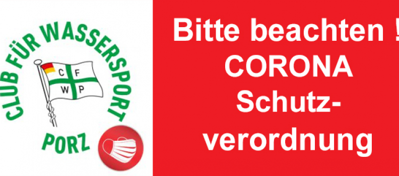 Wichtig!!!  Corona-Handlungsanweisung CfWP