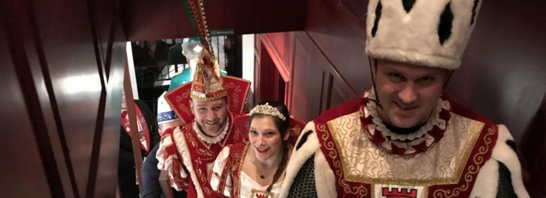 PPPP-Karnevalsauftakt im CfWP