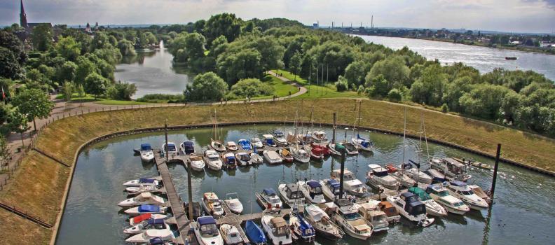 Hafen-Sanierung gesichert: Club für Wassesport erhält Zuschuss des Landes NRW