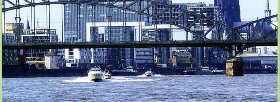 Wollten Sie nicht schon immer Rheinschiffahrtskapitän werden?